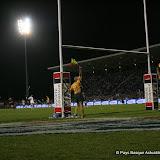La gestuelle de l'arbitre de rugby