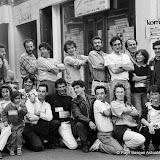 Rue Port de Castets 1987 le Xibero se prépare
