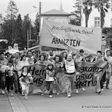 La traversée d'Ustaritz 1989