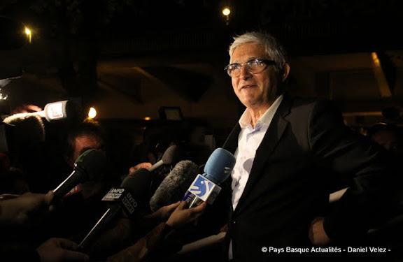 Michel Cacouault nouveau président de l'Aviron Bayonnais Rugby Pro
