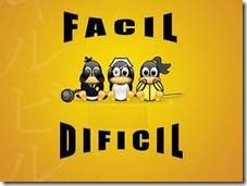 Facil e dificil