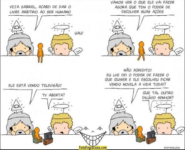 Livre Arb�trio