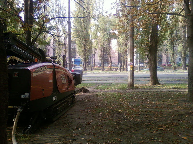 ГНБ в Киеве