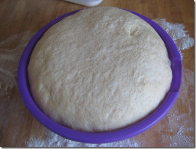 7 dough after first rise