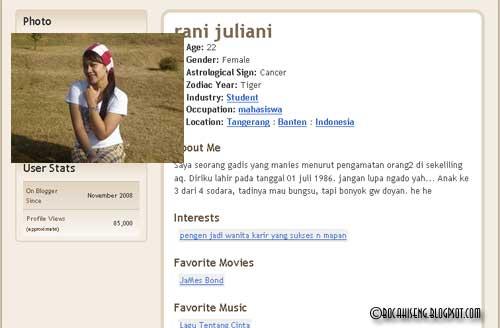 rani juliani blog - kasus penembakan