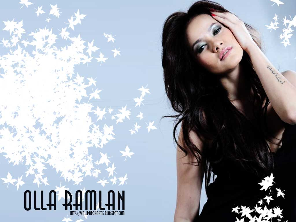 Foto Olla Ramlan Wallpaper Olla Ramlan   Picture Wallpaper