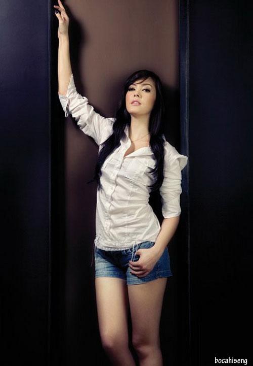 foto seksi cathy sharon - indonesia artis seksi