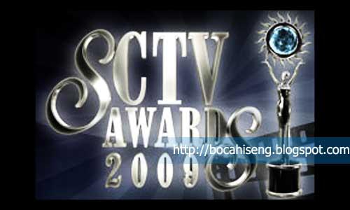 pemenang sctv award 2009