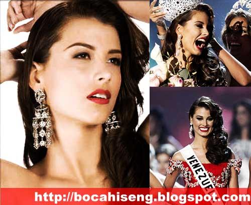 pemenang miss Universe 2009
