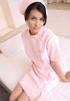 picture miyabi with nurse costume