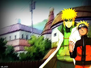 Naruto - Yondaime Wallpapers