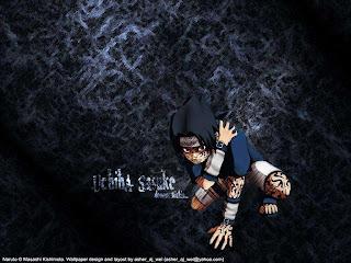 Uchiha sasuke Demons