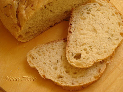 Pão de parmesão