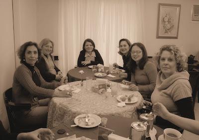 Encontro de blogueiras em Curitiba