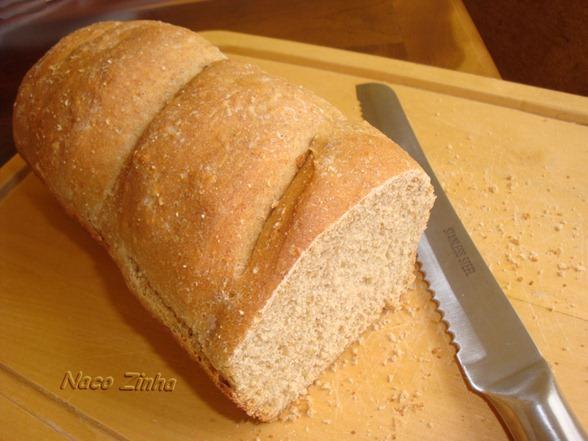 Pão com granola