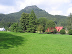 Czeska trawa jakoś tak bardziej zielona od naszej... / Foto by Rabra