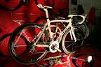Ten rowerek już widzieliśmy na Mazovii, dużo karbonu.