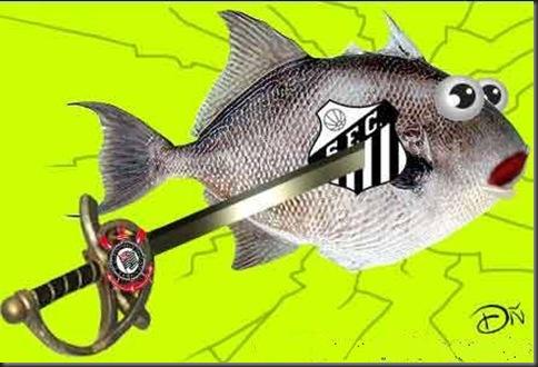 Corinthians x Peixe