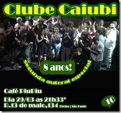 CLUBE CAIUBI 3