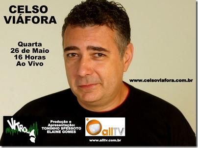 CELSO VIÁFORA - Vitrola (allTV) - 26-5-2010