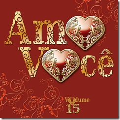 capa CD AMO VOCE 15