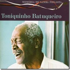 MEMÓRIA DO SAMBA - Toniquinho