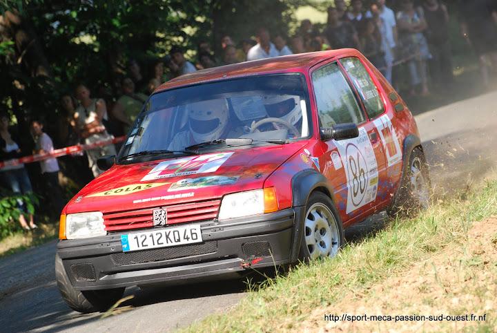 Fabien BEL / David LABORIE - 205 GTI F2/13 Rallye%20de%20Sauveterre%20La%20L%C3%A9mance%202010%20237