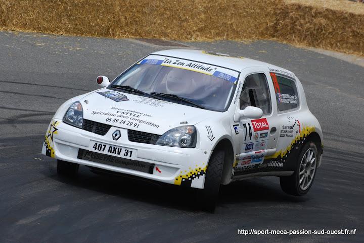 Cédric TEISSEYRE / Valérie TIRBOIS - Clio RS F214 Rallye%20du%20Rouergue%202010%20468