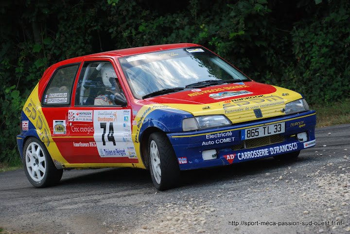 Yohan DUPOUY / Bruno CAMPANER  - 306 S16 F2/14 Rallye%20du%20Foie%20Gras%20et%20de%20la%20Truffe%202010%20620
