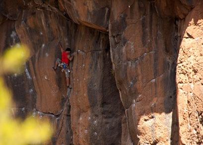 Escalada en isla de La Palma 24