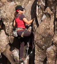 Escalada en isla de La Palma 14