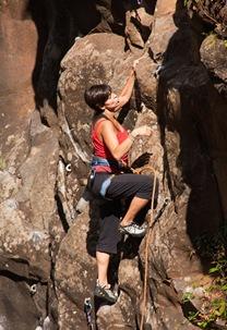 Escalada en isla de La Palma 19