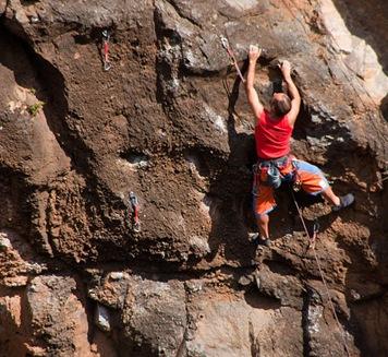 Escalada en isla de La Palma 25