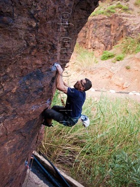 Escalar en fataga, rock climb, canarias03