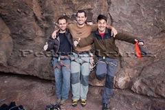 Escalar en tamadaba, rock climb, canarias07