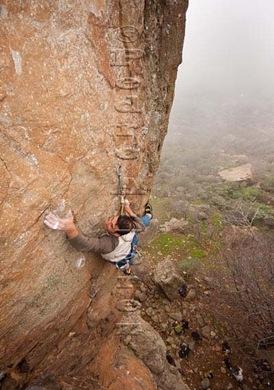 Escalar en Ayacata, candelilla, rock climb, canarias11