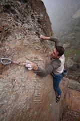 Escalar en Ayacata, candelilla, rock climb, canarias12
