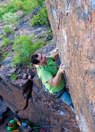 Escalar en Canarias, climb in canarias, fataga 38