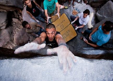 Encuentro de bloque de Mogan, boulder Mogan, Gran Canaria Boulder 013