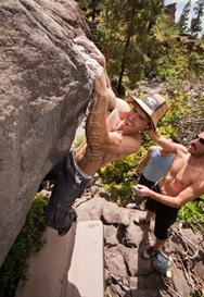 Encuentro de bloque de Mogan, boulder Mogan, Gran Canaria Boulder 028