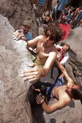 Encuentro de bloque de Mogan, boulder Mogan, Gran Canaria Boulder 036