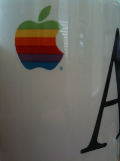 A is for Apple, i is for iPhone