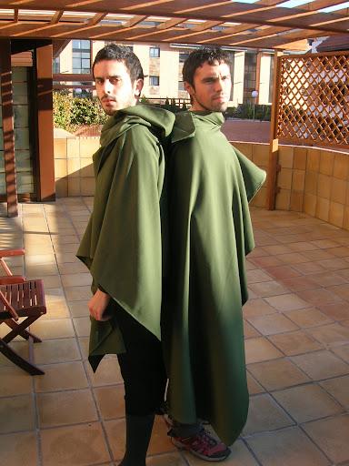 Soldados (Álvaro Fernández-Villamil y Jon Armentia)