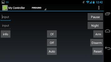 Screenshot of Arduino Controller Pro (Free)