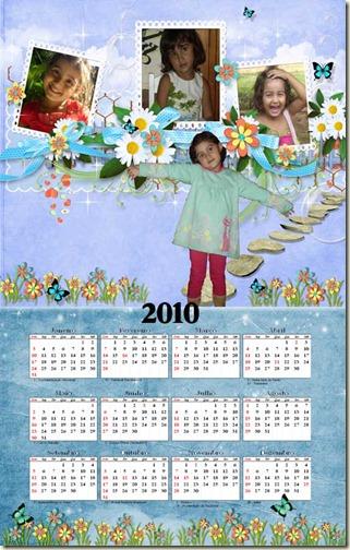 calendário Isabela 3