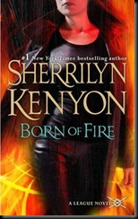BORN OF FIRE - Sherrilyn Kenyon2