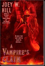 A Vampire's Claim - Joey W. Hill