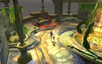 Prius Online: atrium (character home)