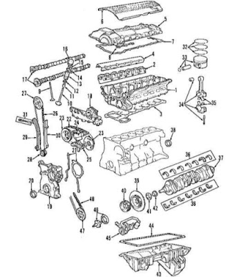 Bmw E46 Engine Diagram. Bmw. Car Wiring Diagrams Info: bmw car engine diagram at sanghur.org
