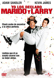 Yo los Declaro Marido y… Larry Poster